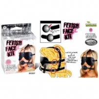 Fetish Face Mask Kit
