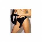 Sharon Sloane In & Out Latex Panty (Medium)