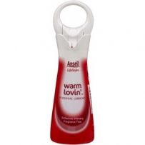 Ansell LifeStyles Warm Lovin Personal Lubricant 100ml